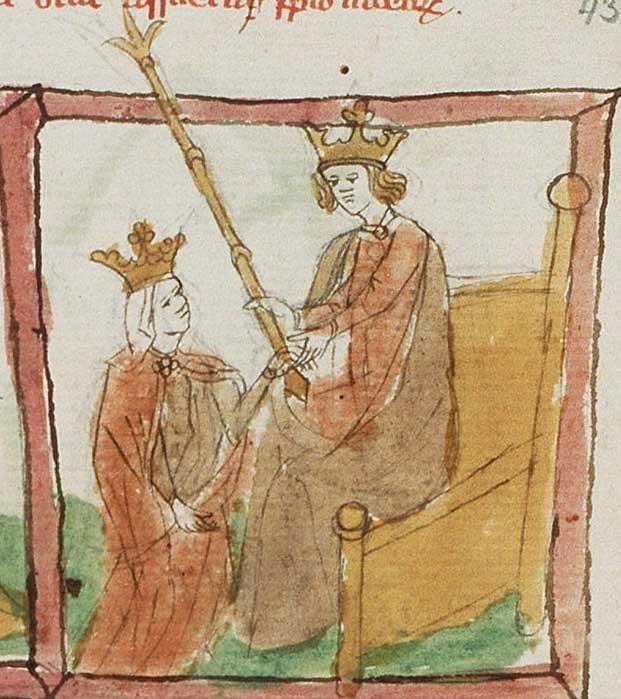 מתוך המקרא ההיסטוריאל, המאה ה 15