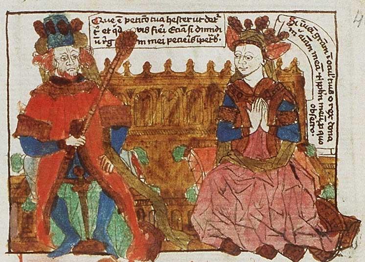 מתוך מראה ישועת האדם, 1450