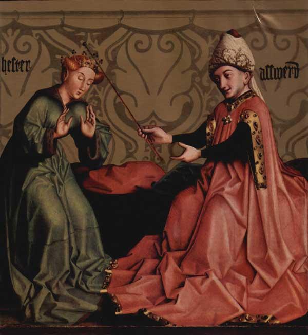 קונרד ויץ, תחילת המאה ה 15