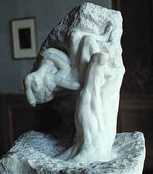 Auguste Rodin, Hand of God, 1898